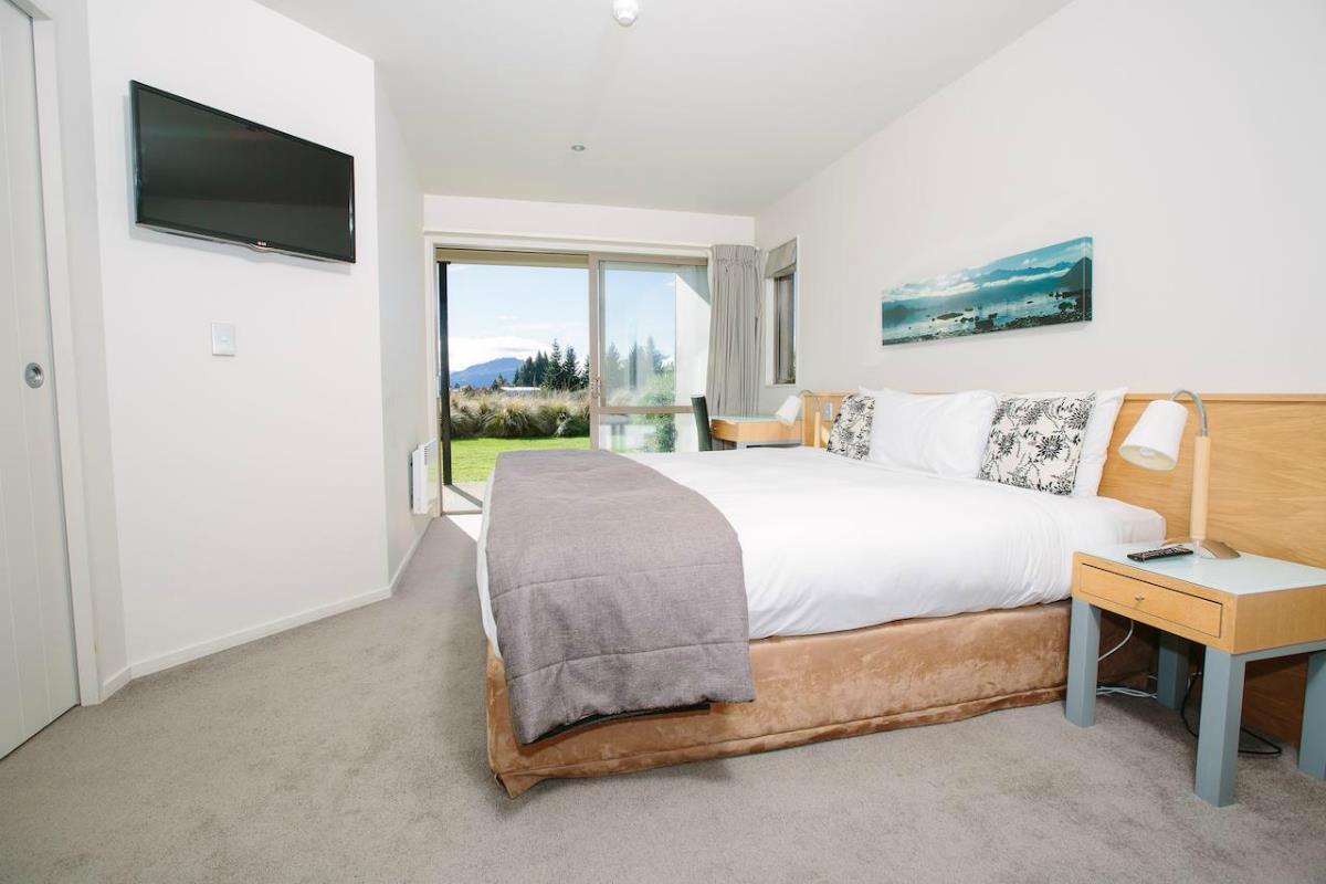 Mercure Oakridge Lake Wanaka – Apartament