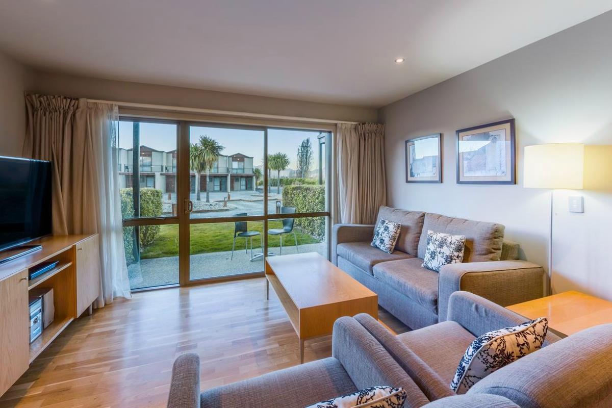 Mercure Oakridge Lake Wanaka – Apartament Typu Studio