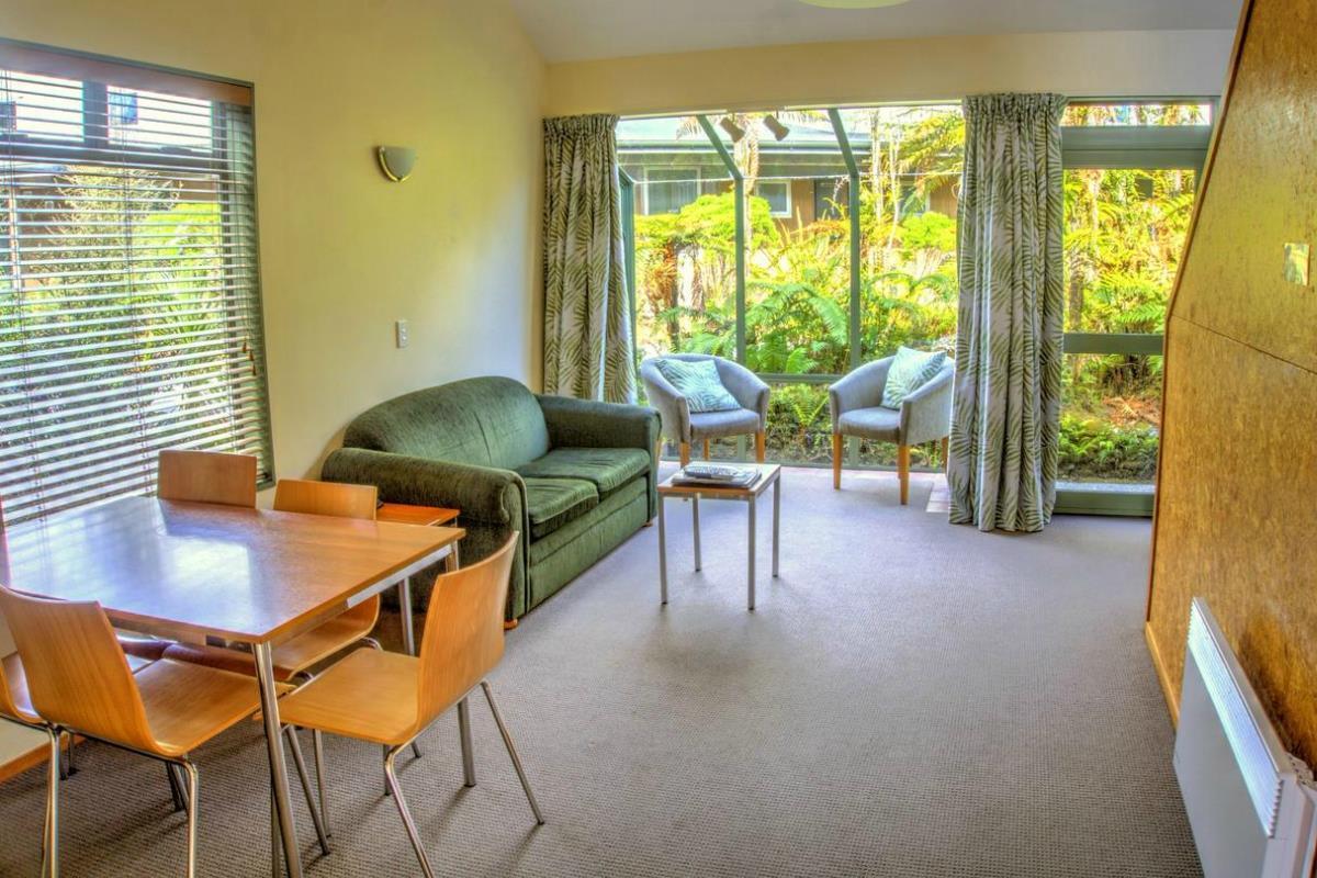 Punga Grove – Apartament z 2 sypialniami
