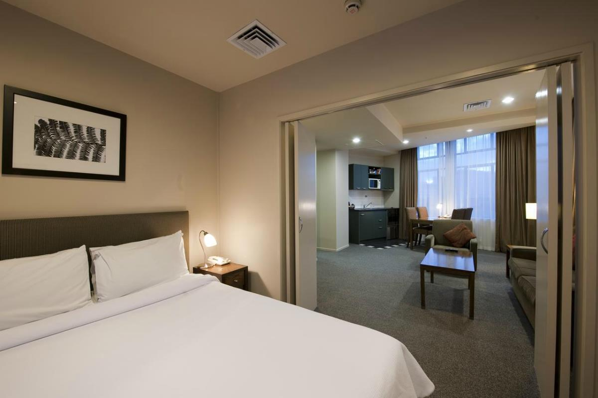 Scenic Hotel Auckland – Pokój Superior