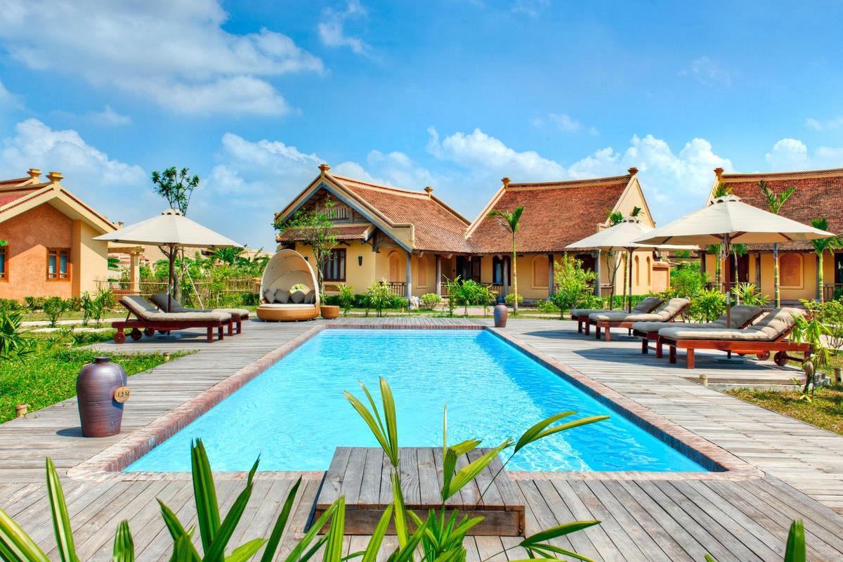 Emeralda Resort – Basen