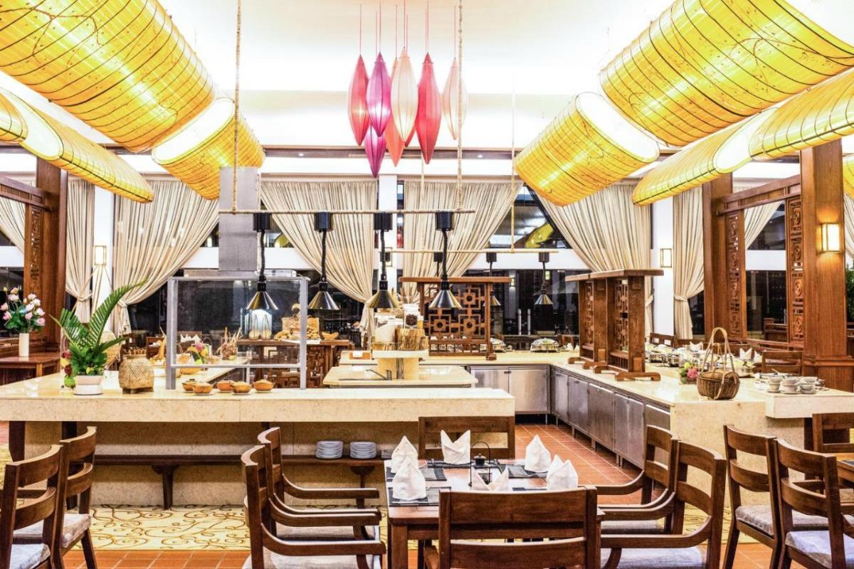 Emeralda Resort – Restauracja