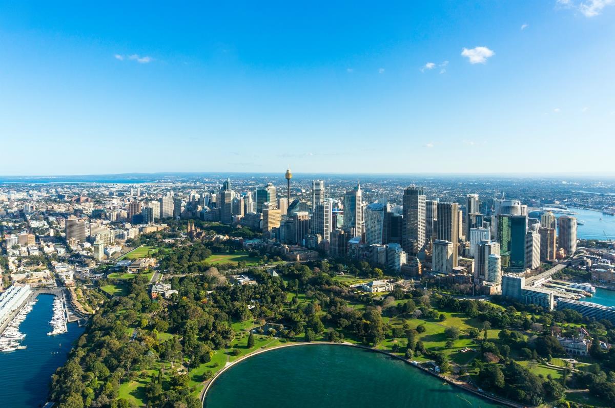 Sydney – Royal Botanic Gardens