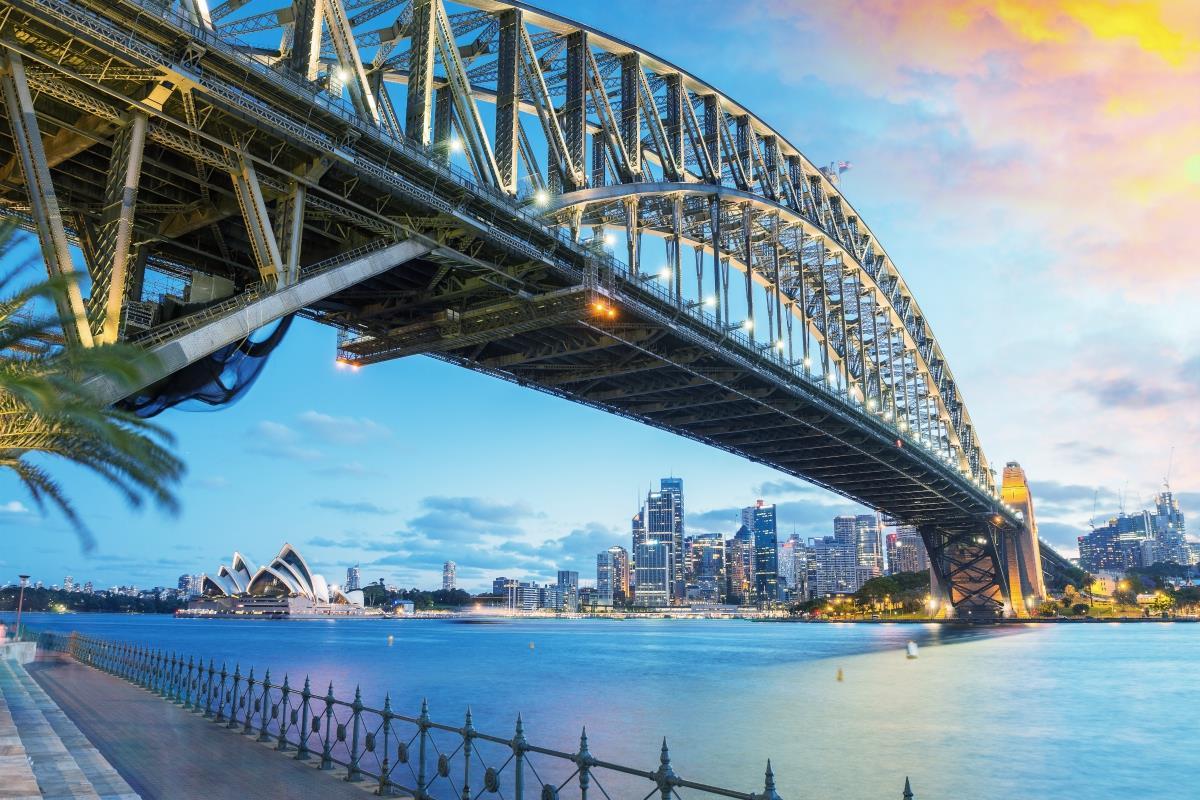 Sydney – Harbour Bridge
