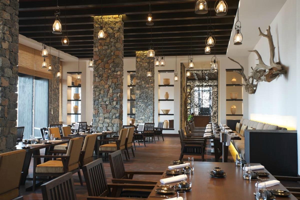 Alila – Restauracja