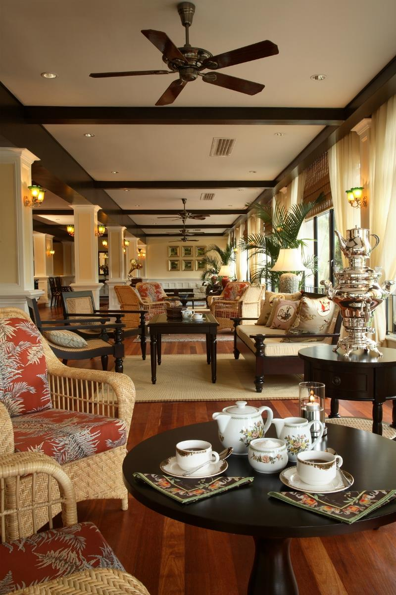 Cameron Highlands Resort – Jim Thompson Tea Room