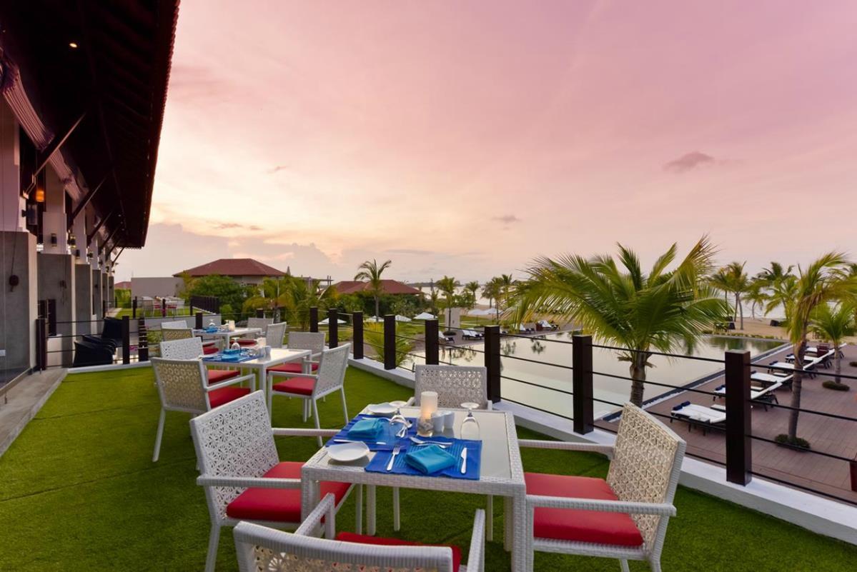 Sun Aqua Pasikudah – Restauracja