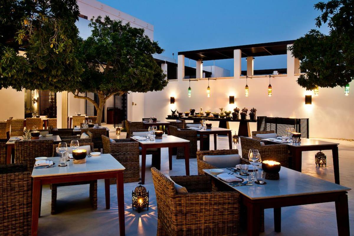 The Chedi – Restauracja