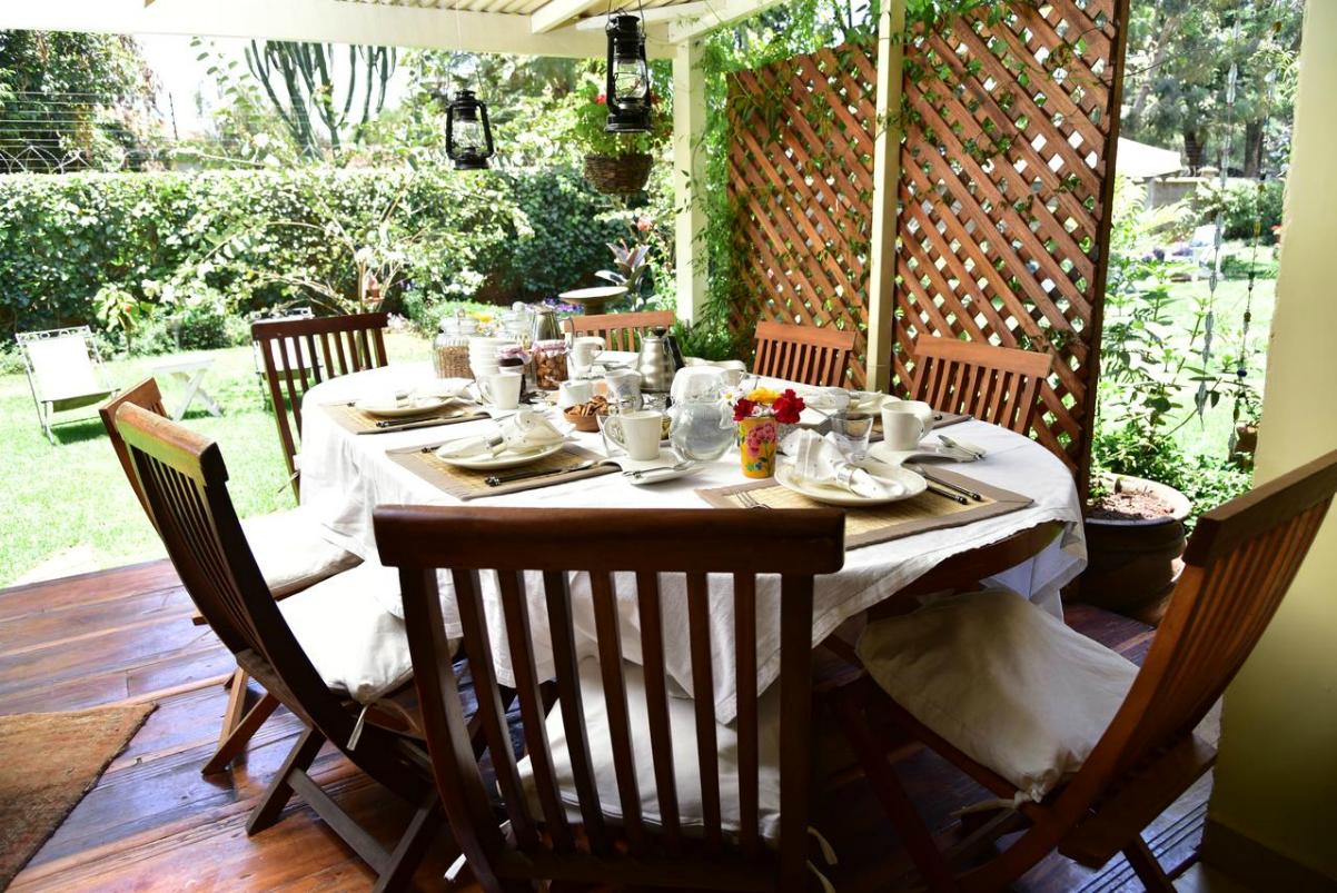 Hob House – Śniadania