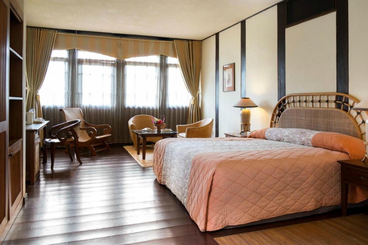 Toraja Heritage – Pokój Deluxe