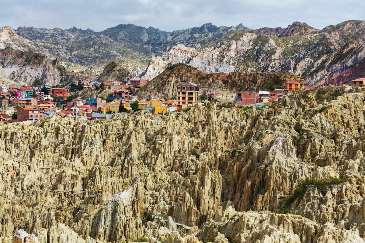 La Paz – Dolina Księżycowa