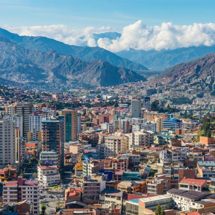 La Paz – najwyższe miasto świata