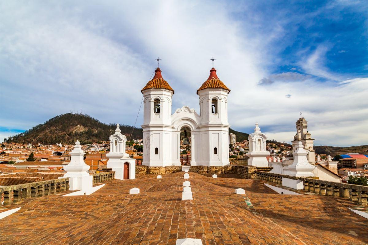 Sucre – Kościół Św Filipa Neri