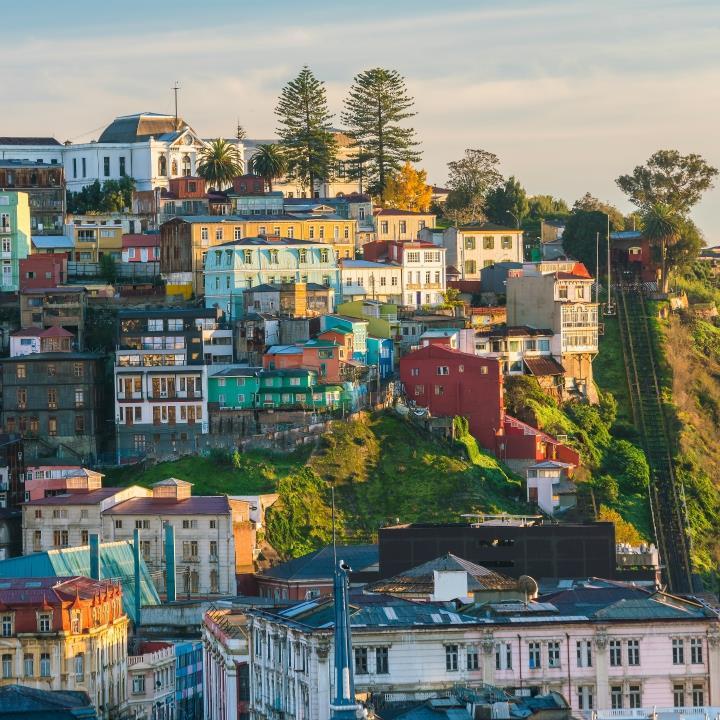 Wzgórza Valparaiso