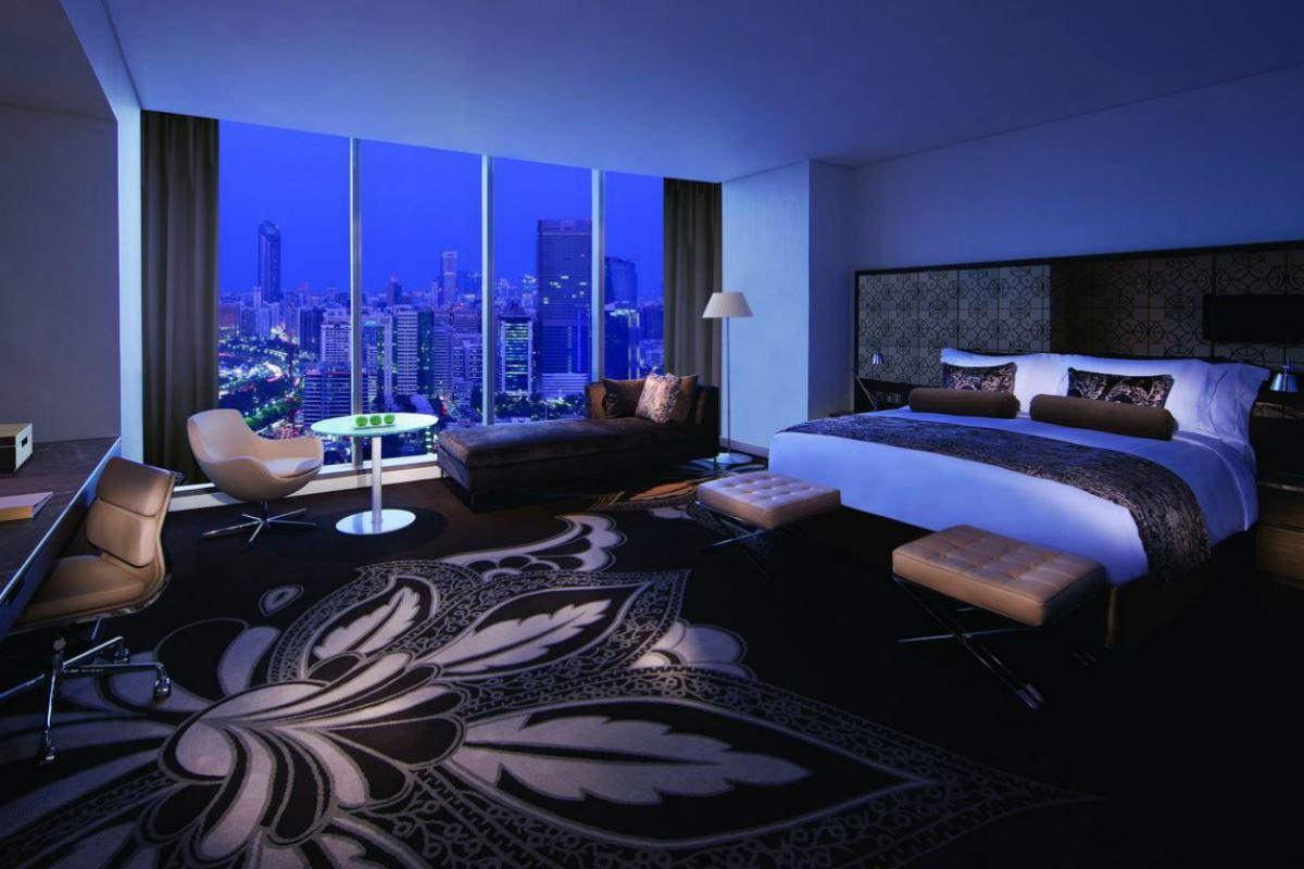Jumeirah Etihad – Grand Club King Room