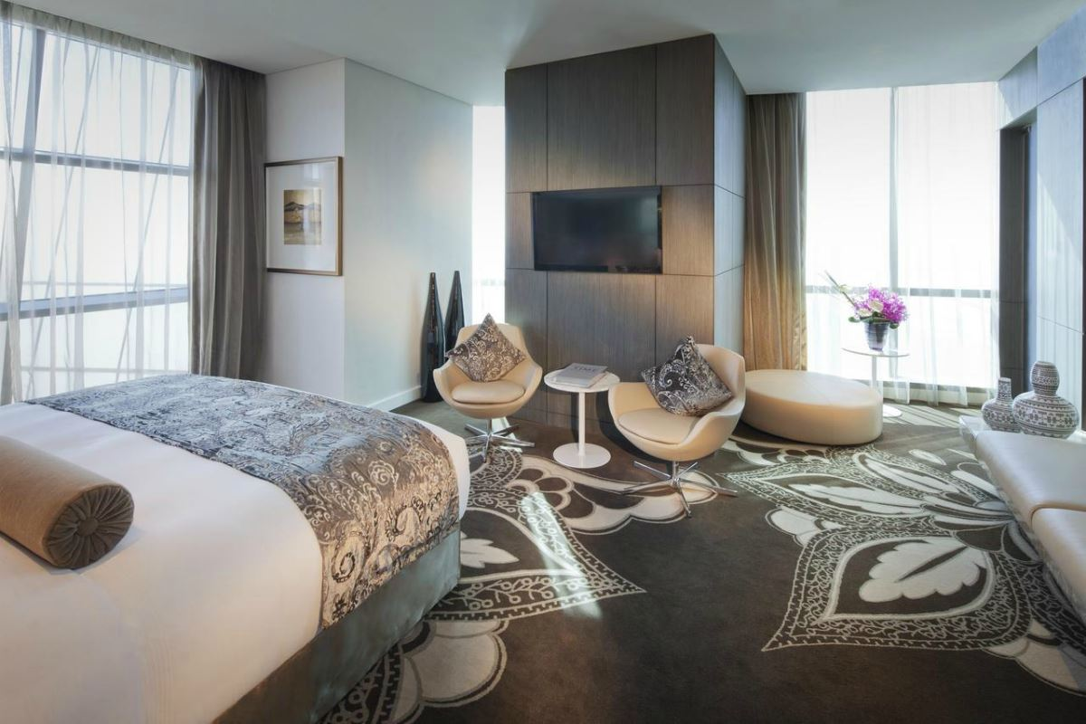 Jumeirah Etihad – One Bedroom Suite