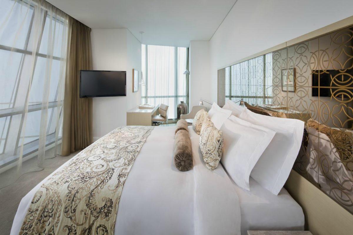Jumeirah Etihad – Club Suite