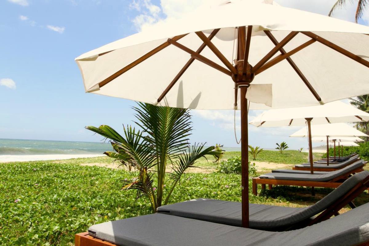 Lankavatara Ocean Retreat – Plaża