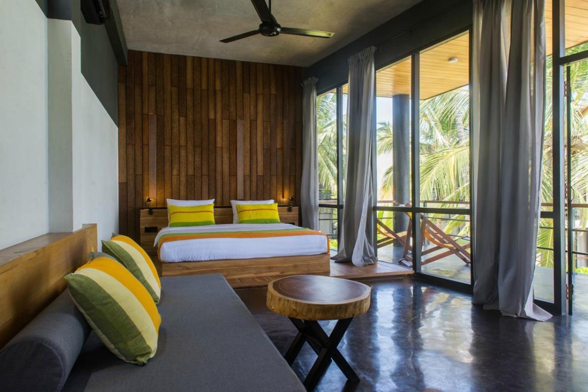 Lankavatara Ocean Retreat – Pokój Deluxe
