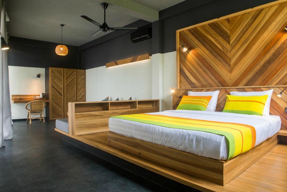 Lankavatara Ocean Retreat – Pokój typu Studio