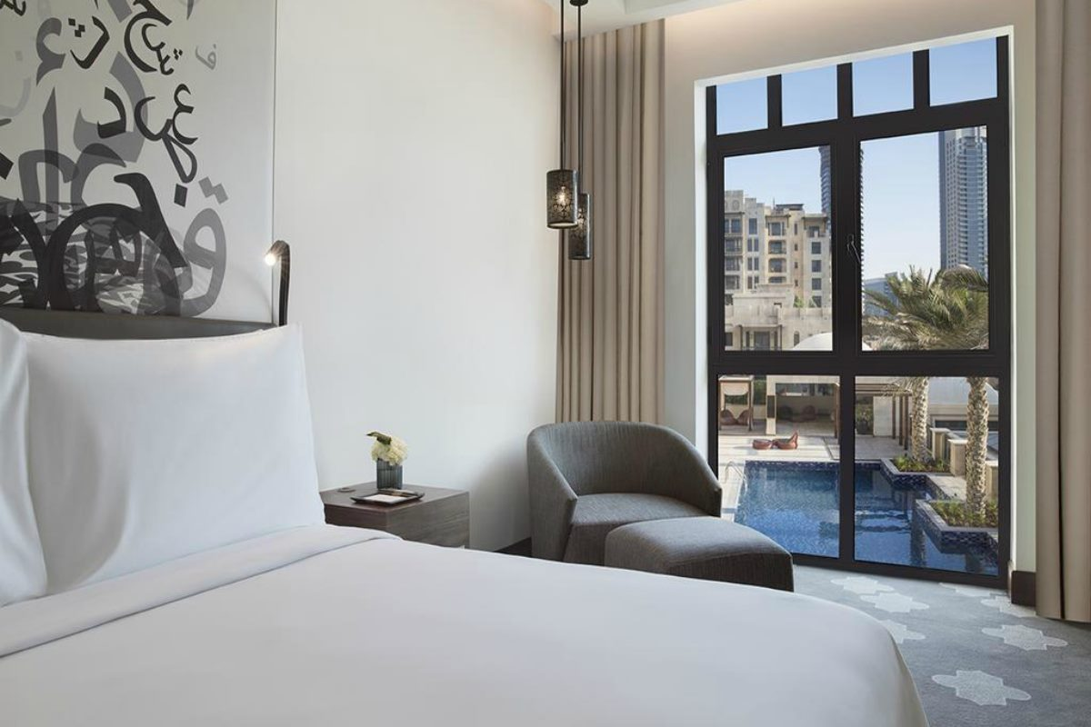 Manzil Downtown Deluxe Pool View