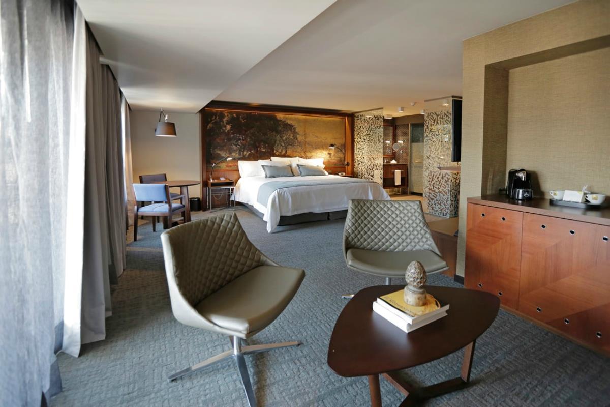 Hotel Cumbres Lastarria – Junior Suite