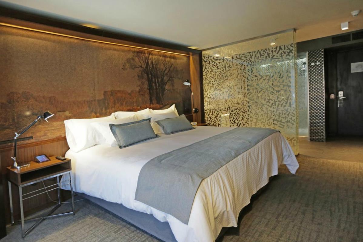 Hotel Cumbres Lastarria – Pokój Standard