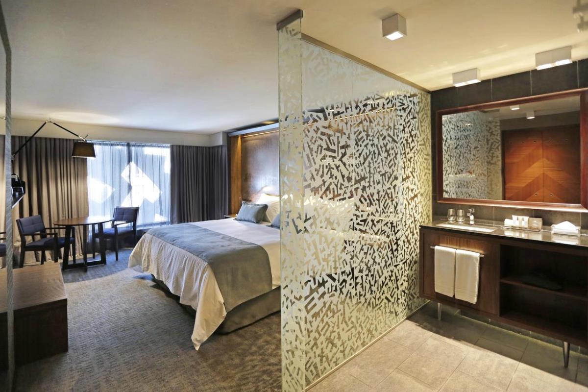 Hotel Cumbres Lastarria – Pokój Superior