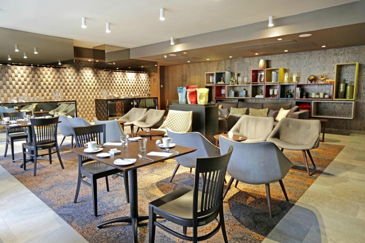 Hotel Cumbres Lastarria – Restauracja