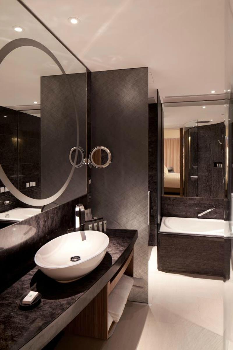 Icon Hotel – Łazienka w 36 City View
