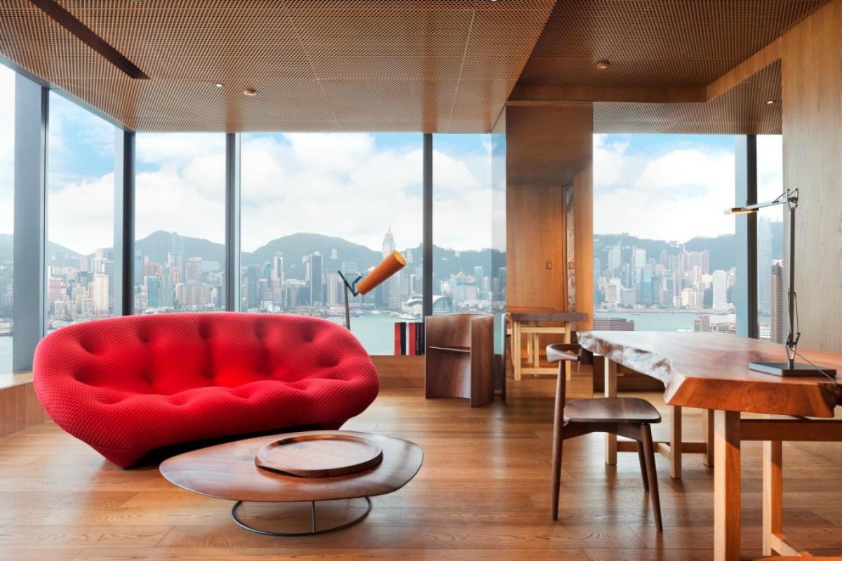 Icon Hotel – Designer Suite by Vivienne Tam
