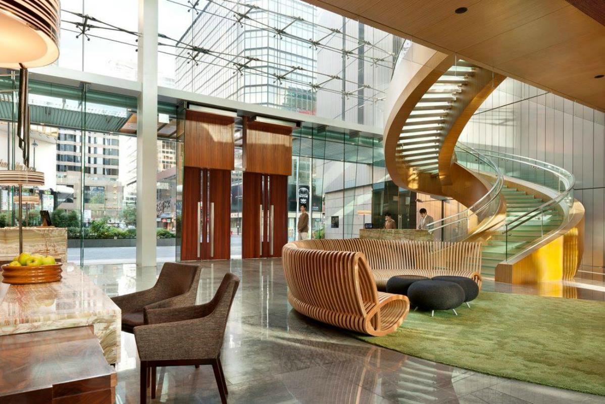 Icon Hotel – Recepcja