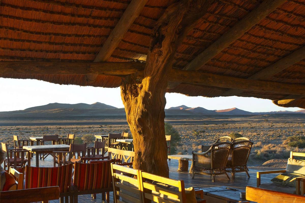Kulala Desert Lodge – Restauracja
