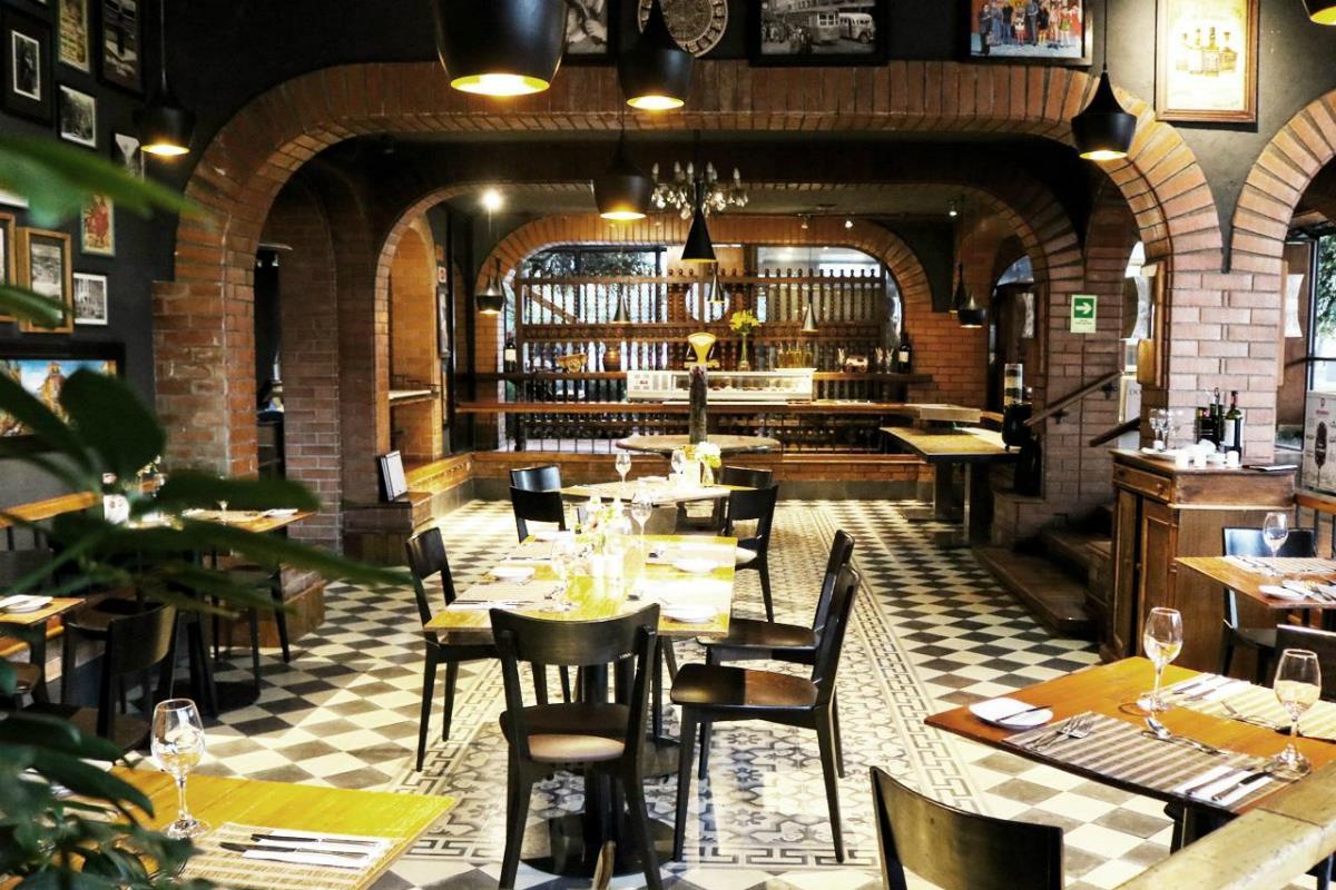 Manquehue Las Condes – Restauracja
