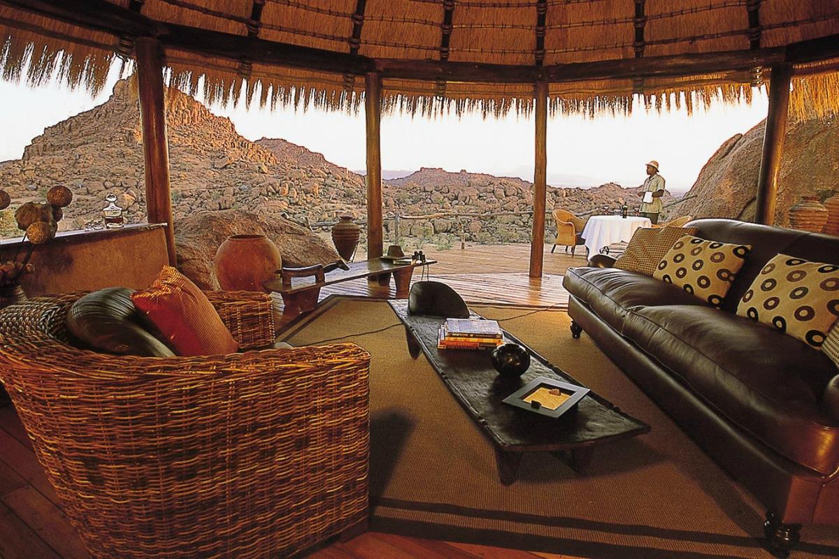 Mowani Mountain Camp – Mountain Suite