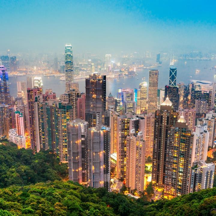 Stopover w Hong Kongu