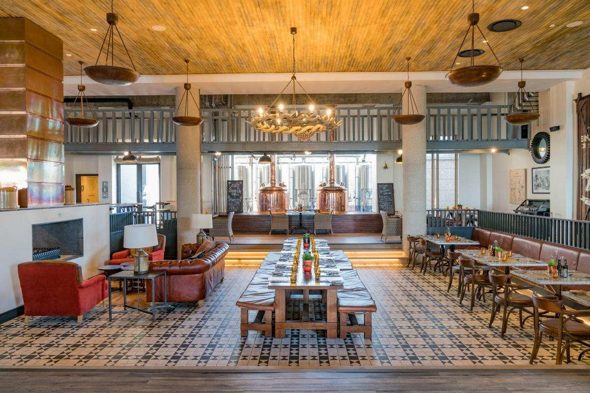 Strand Hotel – Brewer & Butcher