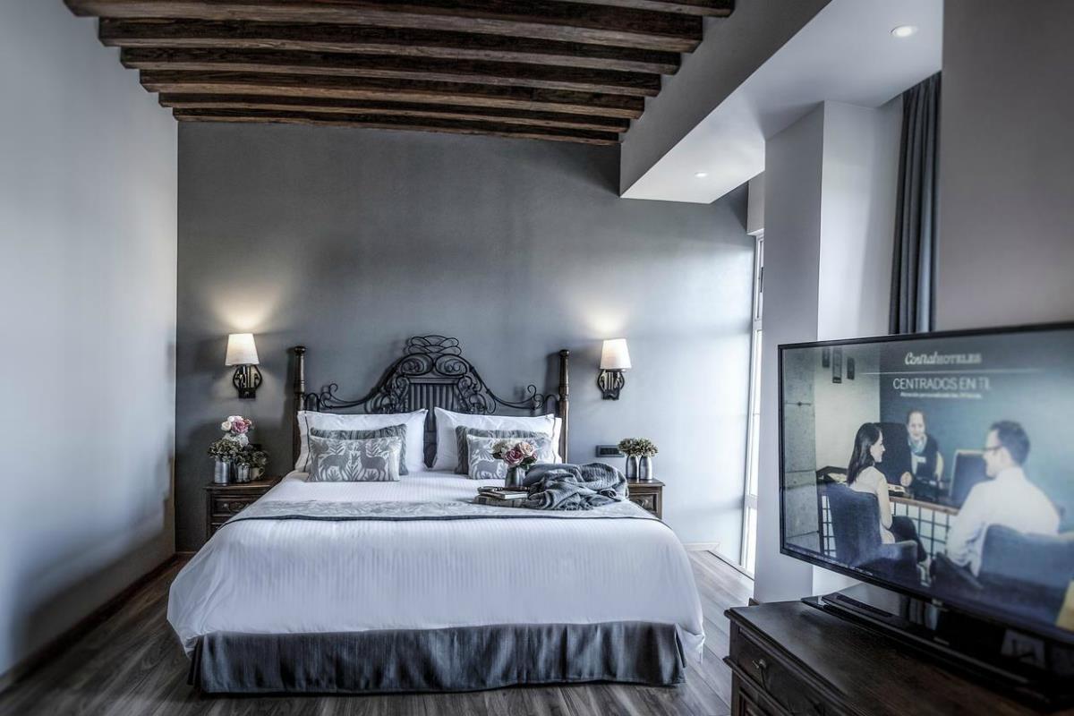 Zocalo Central – Pokój Junior Suite
