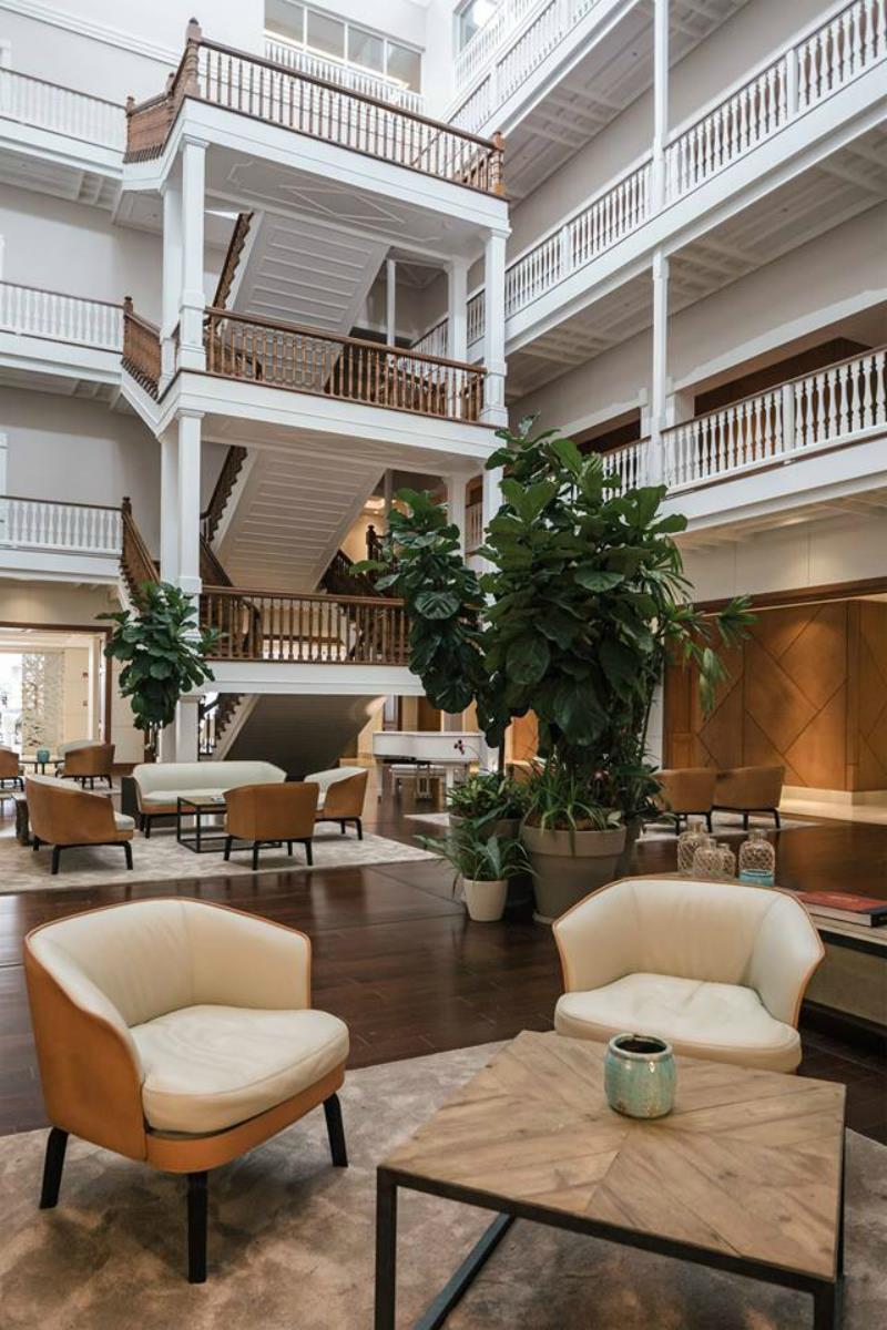 Central Hotel Panama – Lobby
