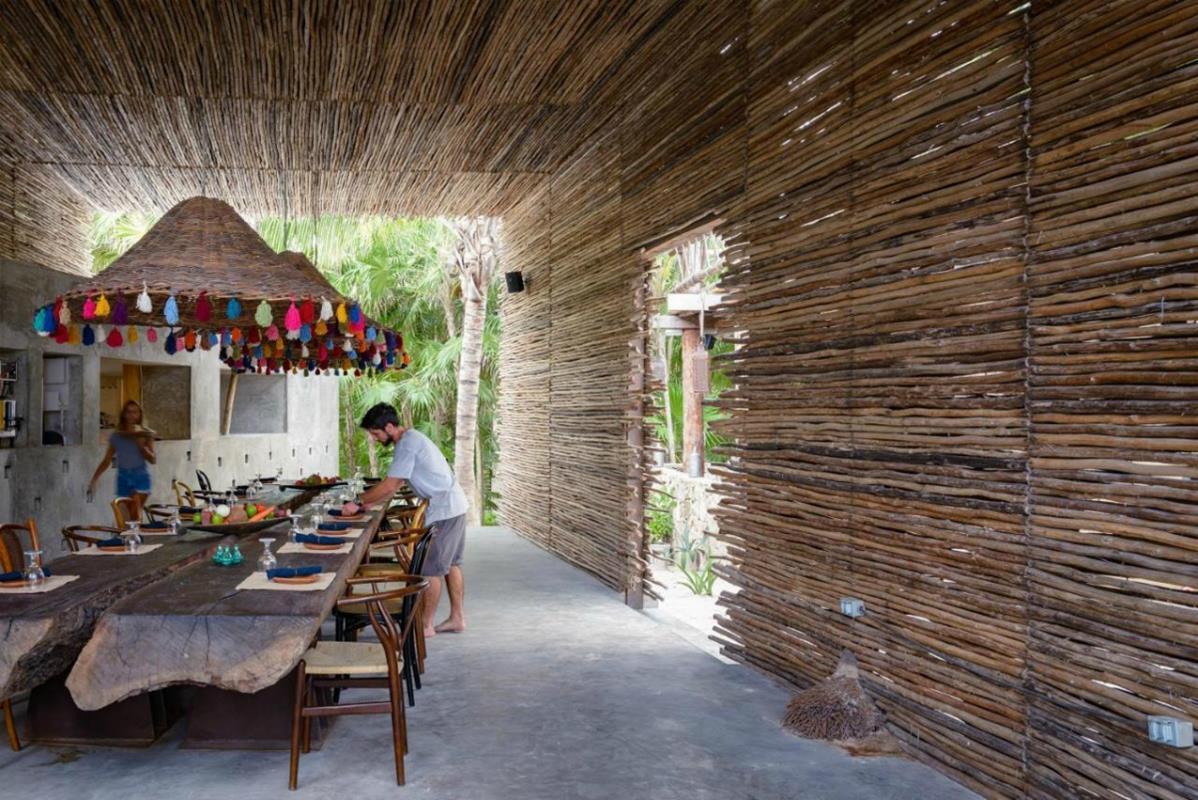 Nomade Tulum – Restauracja Macondo