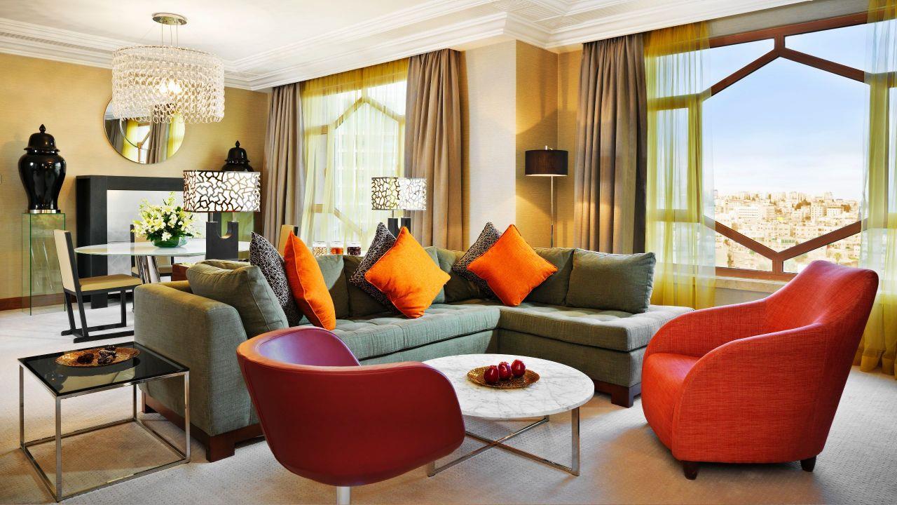Grand Hyatt – Apartament Executive Suite