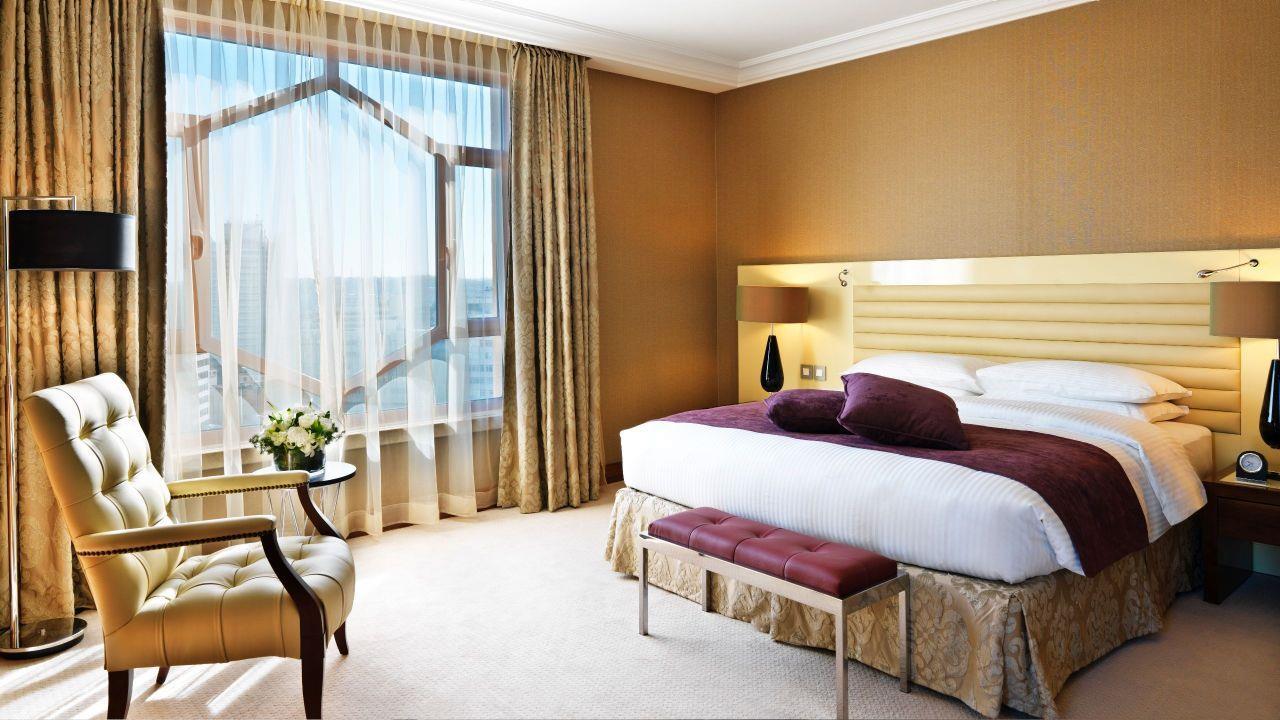 Grand Hyatt – Apartament Royal Suite