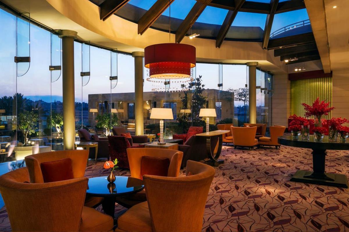 Grand Hyatt – Lounge