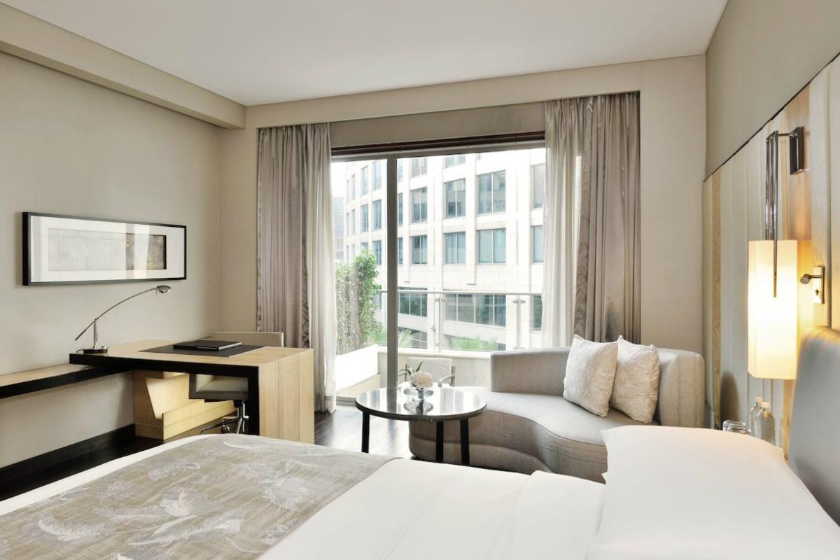 JW Marriott – Pokój King Terrace