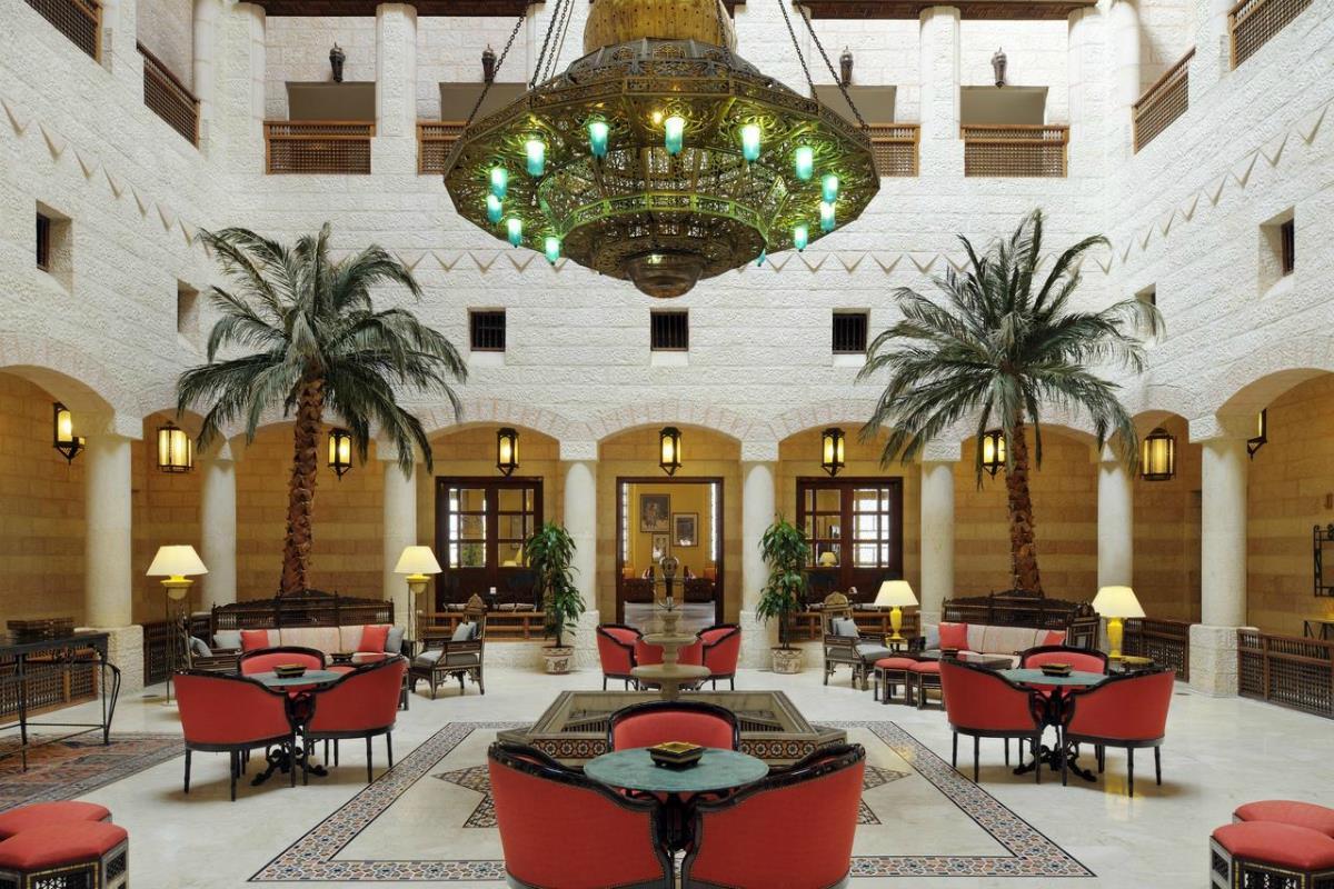 Mövenpick – Al Multaqa Lobby Lounge