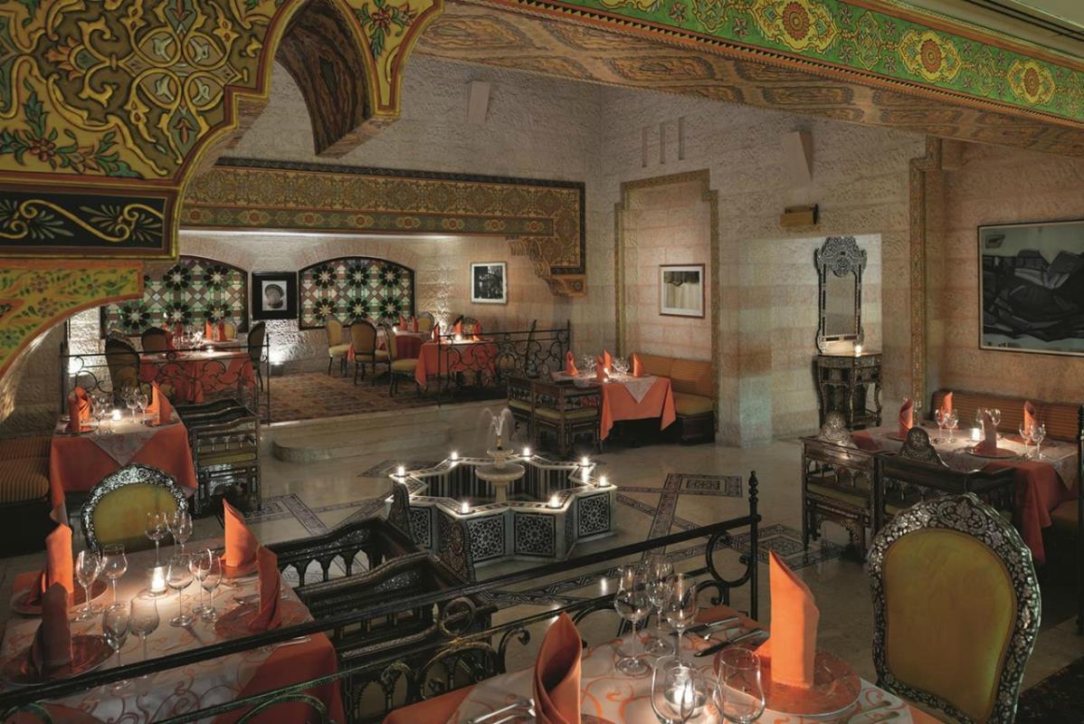Mövenpick – Restauracja Al Iwan