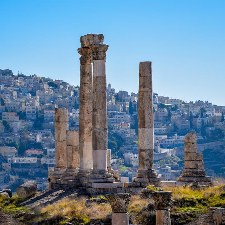 Największe atrakcje Ammanu