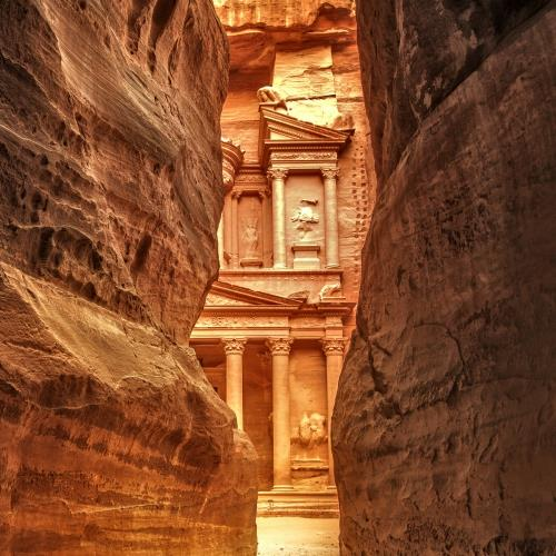 Rubinowa Wadi Rum, starożytna Petra i Morze Martwe_miniaturka