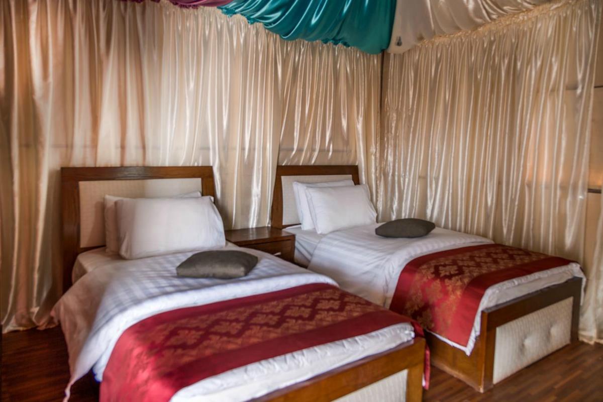 Sun City Camp – Namiot standardowy