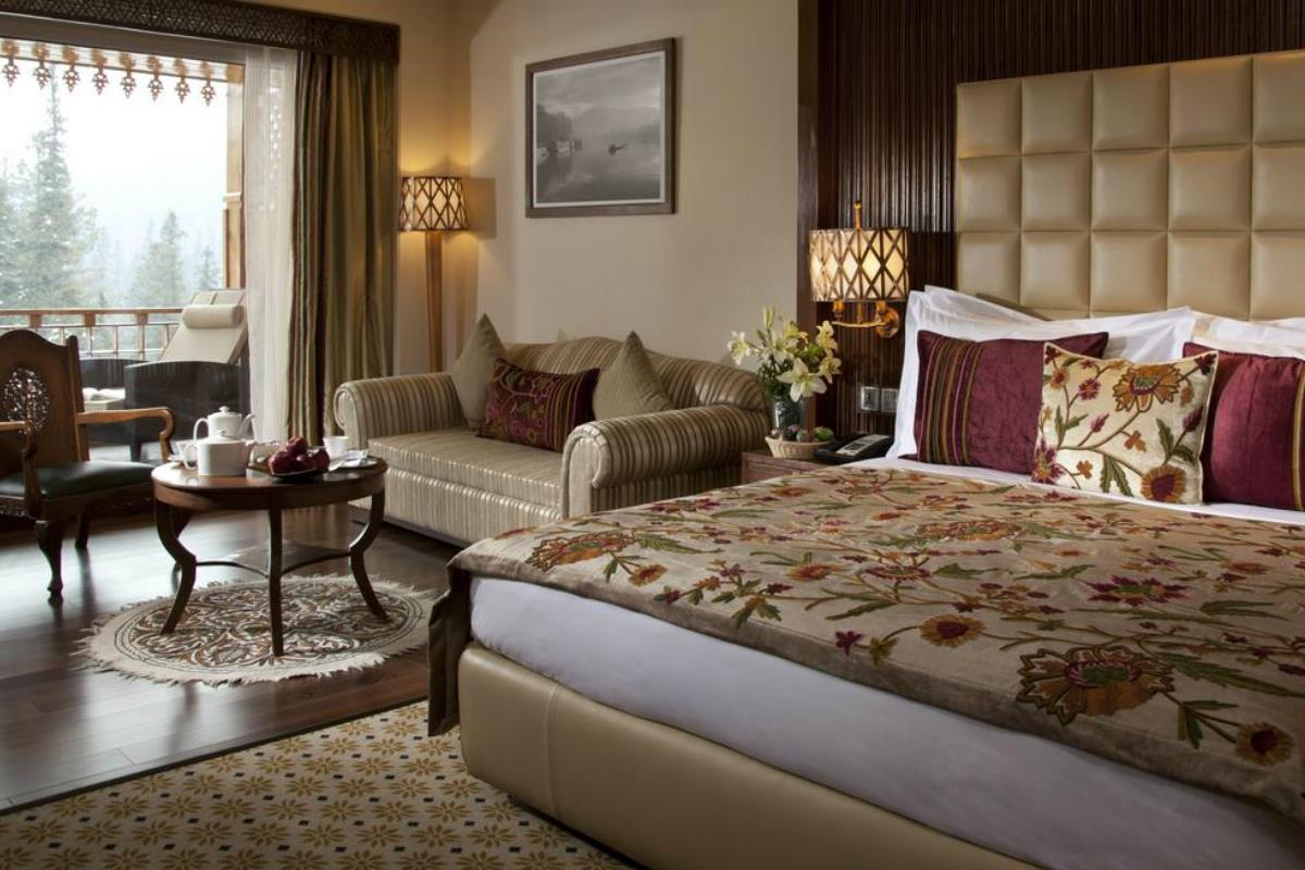 The Khyber – Pokój typu Luxury
